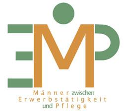 Logo Projekt Männer zwischen Erwerbstätigkeit und Pflege